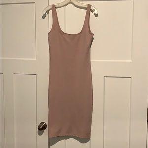 Cotton on slimming dress